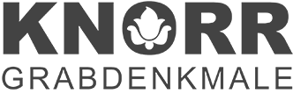 Knorr Grabdenkmale Logo